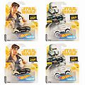 Solo Star Wars Hot wheels