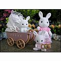 Calico Critters - Connor & Kerri's Carriage Ride
