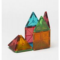Magna-Tiles - Clear Colors 32 piece set