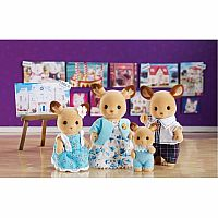 Calico Critters - The Buckley Deer Family