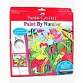 Faber Castell - Paint by Number Fairy Garden