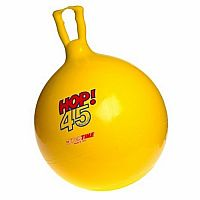 Hop! Yellow - 18 inch