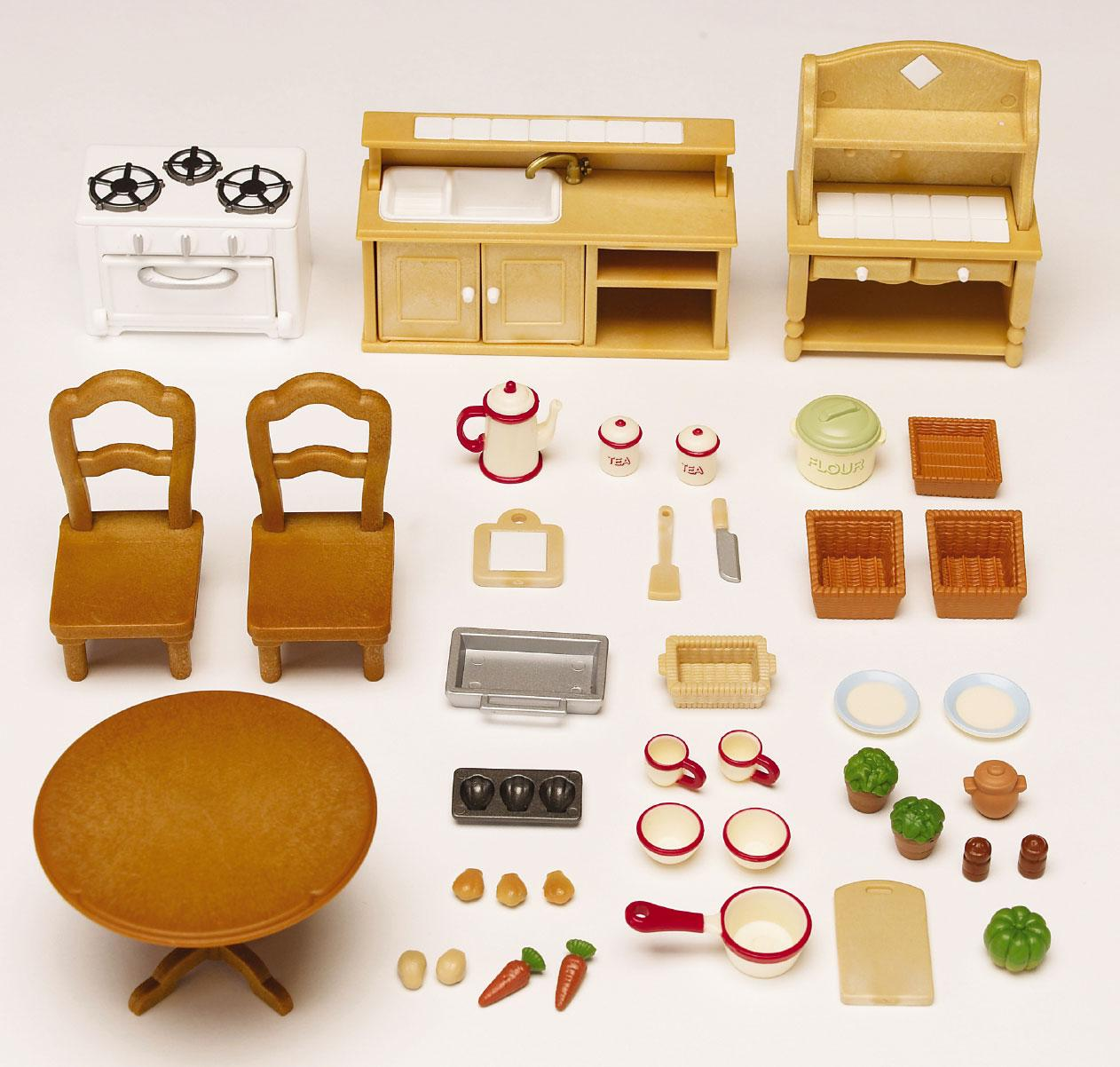 Deluxe Kitchen Set