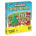 Shrinky Dinks Santa's Workshop