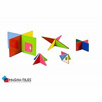 Magna-Tiles - Solid Colors 48 piece set