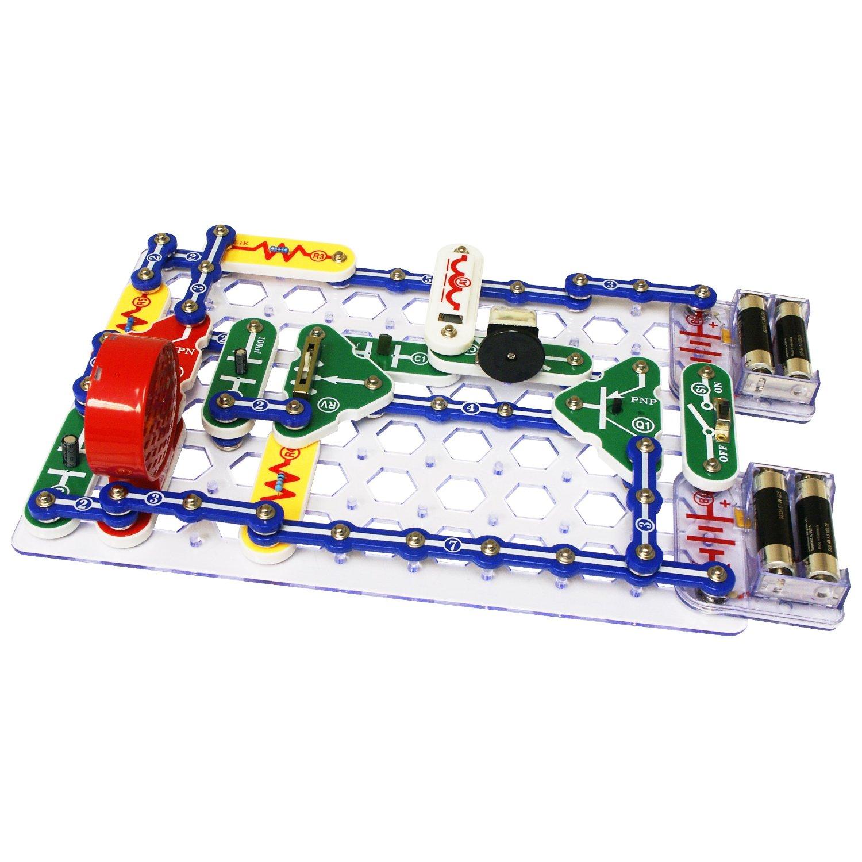 Snap Circuits Sc 300 Automobuild Elenco Sound